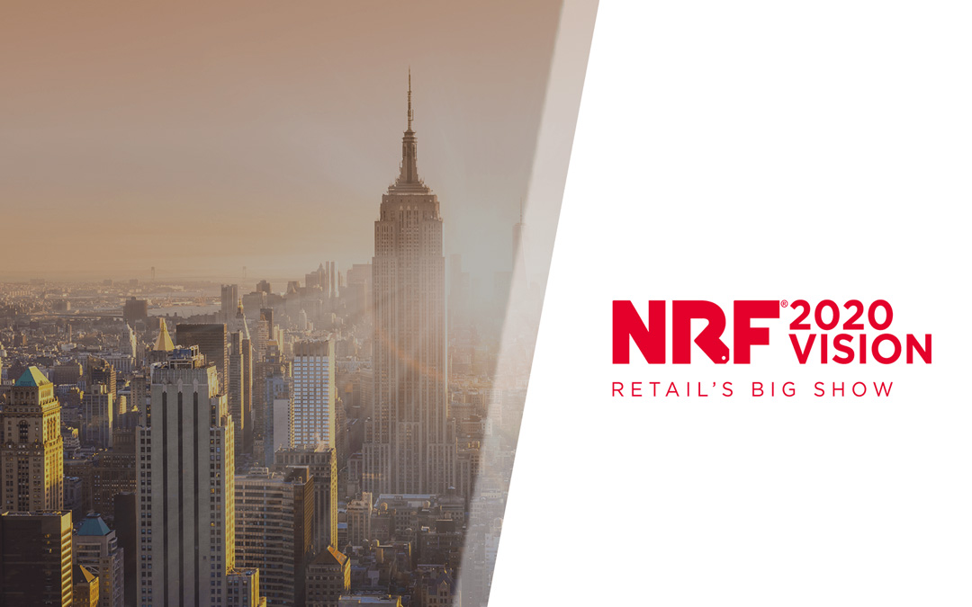 NRF2020 New York City: we'll be there