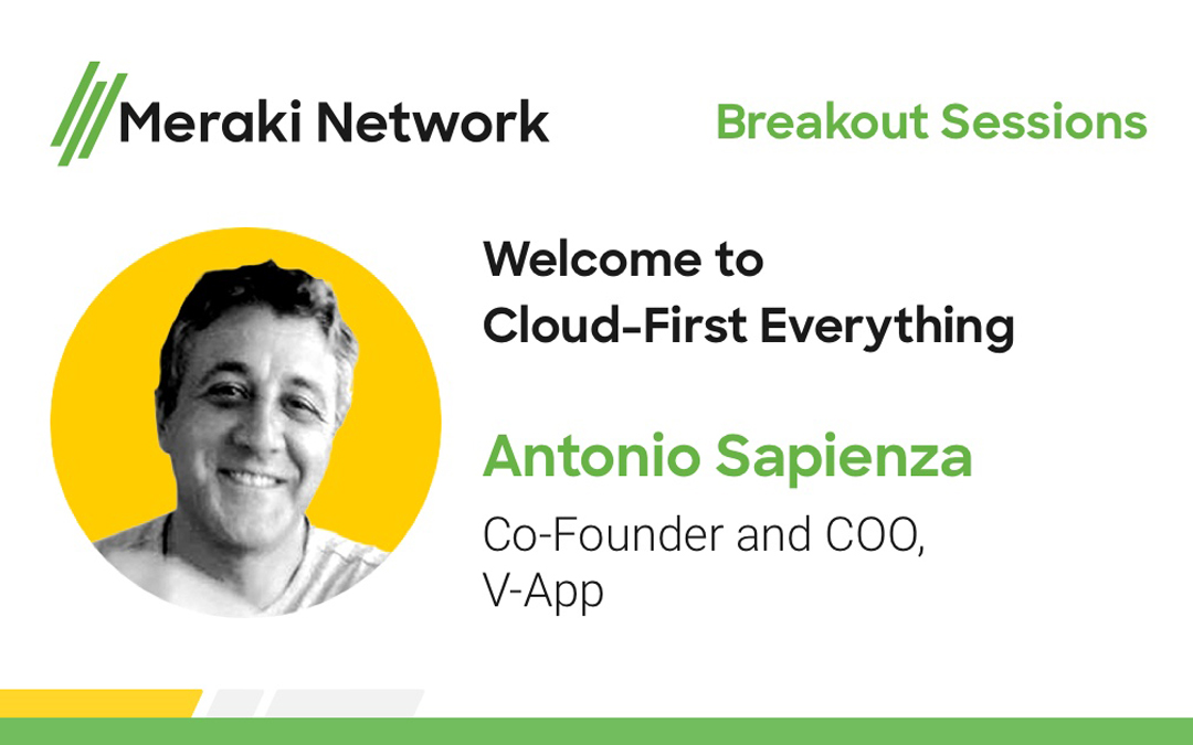 Welcome to Cloud-First Everything