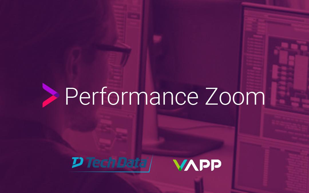 I prodotti Performance Zoom su TechData Italia